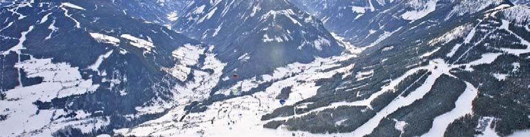 Planai/Schladming - 122km skiing Winter & Skiing Schladming benefits from 122km of pistes which include 46km of blue slopes, 68km of reds and a further 8km of black slopes reaching a height of 1900m.