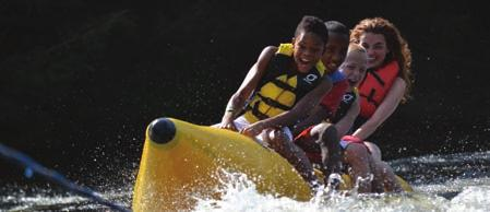 HARLEM YMCA SLEEPAWAY CAMPS FAMILY CAMP Summer 2015 September 4-7 Winter 2015 February 13-16 Strengthen family bonds and have fun at our all-inclusive Summer or Winter Family Camps.