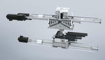 For the first time, the patented Delta Drive eliminates the need to move the sheet and work table in the Y axis.