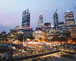 Perth. The projects will deliver iconic public precincts such as Yagan Square and EQ where visitors and locals will gather to enjoy food, festivals and events.