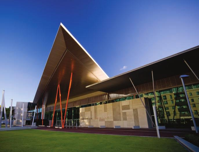 MISSING PIECES: PCEC EXPANSION FAST FACTS Conventions and exhibitions attract high-spending delegates Perth has hotel rooms, but Perth Convention & Exhibition Centre is at capacity PCEC is the oldest