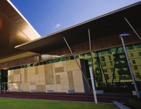 of exhibition space to exceed Sydney.