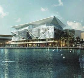 International Convention Centre Sydney Completed by 2016 9,000