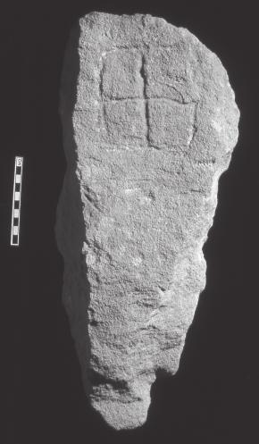 192 Konstantinos D. Politis In the northern extension of the Khirbet Qazone cemetery, three tombstones were recovered in association with 4 th century A.D. pottery (Politis et al 2005: 327 337).