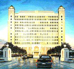 redevelopment of the historic Texas and