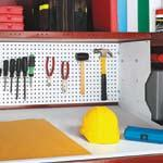 Convenient for storing small parts and