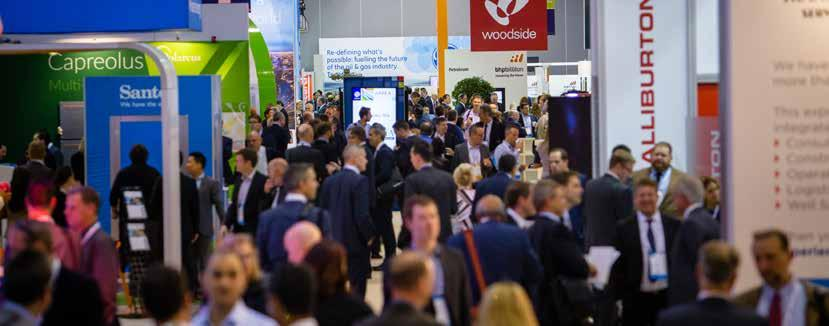 To view the APPEA 2017 Exhibition Prospectus and the confirmed exhibitors to date, please visit www.appeaconference.com.au.