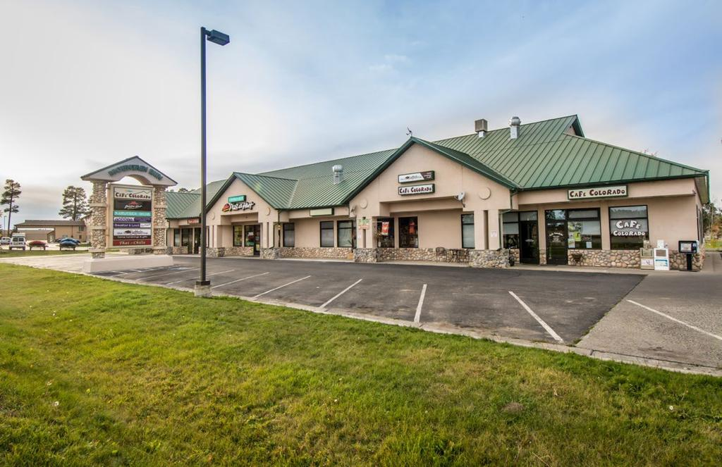 Offering Memorandum Established Retail Center with Upside High Traffic Intersection 565 Village Drive Pagosa Springs, CO 81147 505.