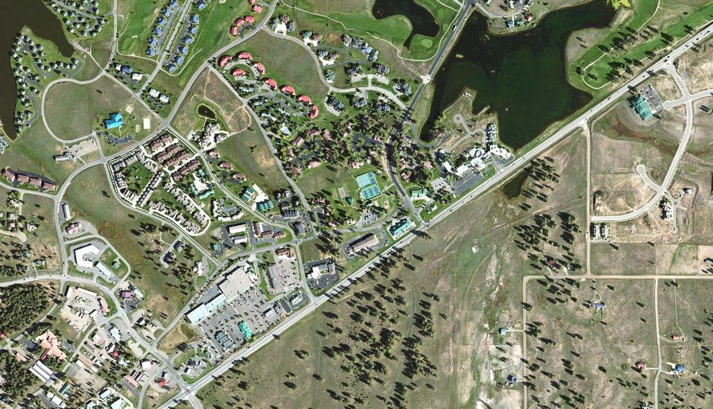 Property Location Pinon Causeway 13,600 Village Dr. SITE 160 N.