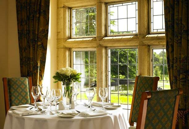 Ideally placed in Morley, the hotel is located on 300 acres of lush, immaculately