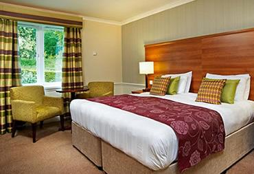 Moat House is a modern hotel in the city of Stoke-on-Trent, centrally located