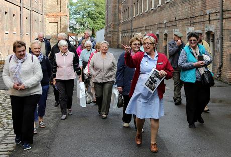 8 z Tue 14 August continued Call the Midwife Experience inc.