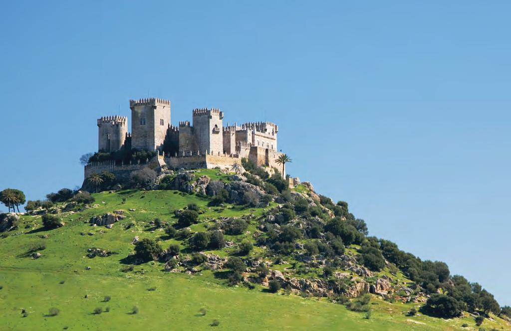 Castles of Andalusia: A Journey Through Southern Spain May