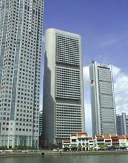 Likewise, Korn Ferry has relocated from Singapore Land Tower to Suntec City. Another tenant moving out of Singapore Land Tower is Alcan Packaging, who is moving to Rex Building on Bukit Timah Road.