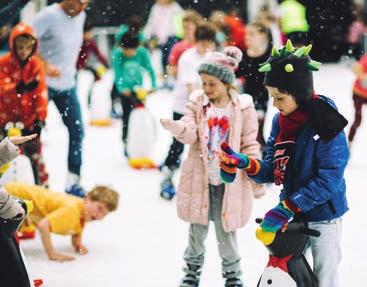 Guaranteed fun for the whole family, the Winter Festival is returning to the Esplanade from 24 June to 17 July.