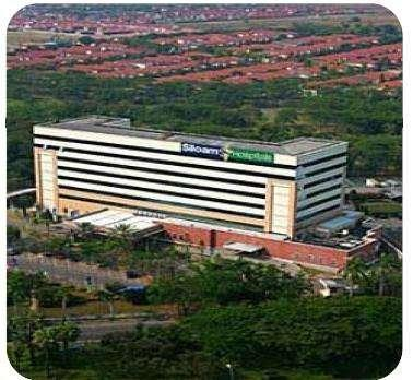 Potential Lippo Karawaci Hospitals in the Pipeline Mochtar Riady Comprehensive Cancer Centre (MRCCC) Siloam Hospitals