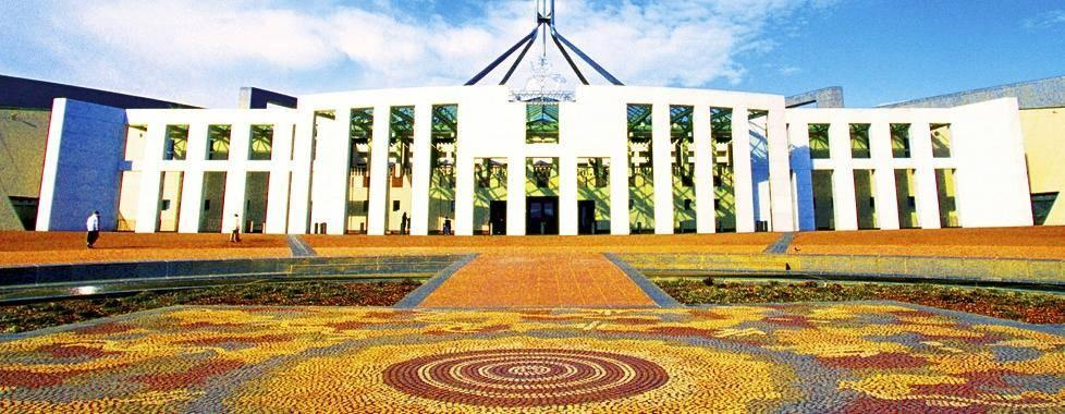 The National Capital of Australia