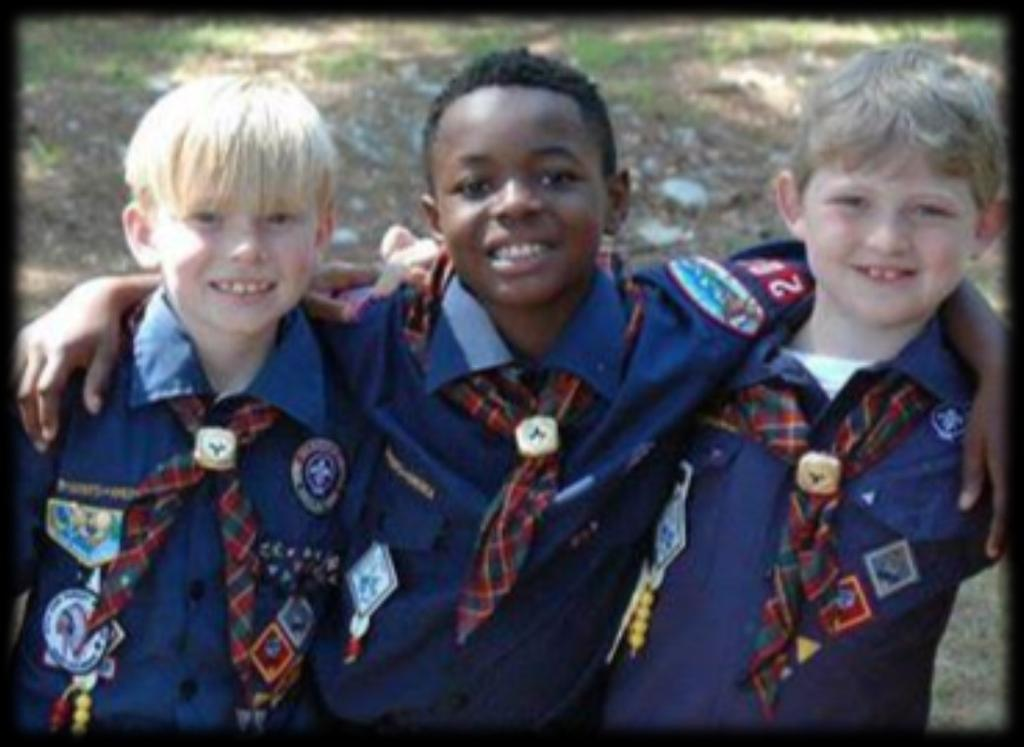 2 Camp Policies & Services Scout leaders are responsible for the conduct of their boys.