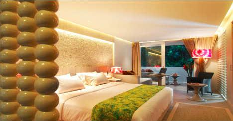 operator, Langham Hospitality Group Launched on 4 December 2011, more than 20% pre sold The resort is