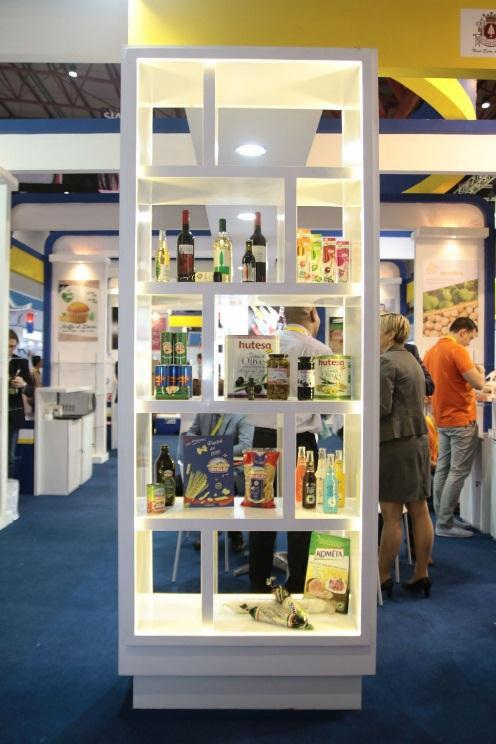 food exhibition network with 50 years of experience, INTERFOOD, the leading food