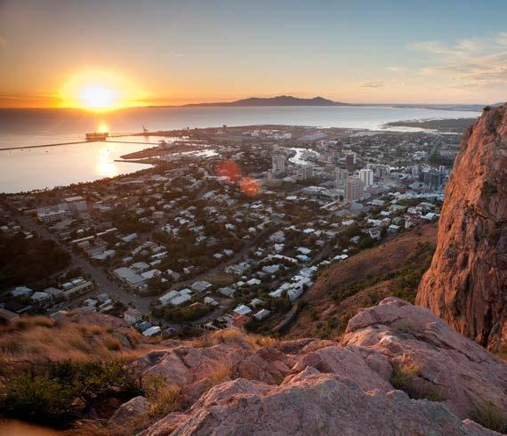 Port City Implementation milestones Townsville City Deal Implementation Channel Capacity Upgrade Complete the Channel Capacity Upgrade Business Case for submission to Queensland Shareholding