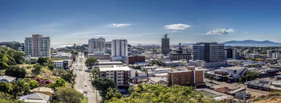 Townsville City Deal Implementation Vision Grow the economy of Townsville by supporting the city to be, by 2030: the economic gateway to Asia and Northern Australia; a prosperous and lifestyle rich