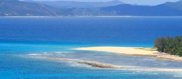 NOSY BE SEASCAPE Formalization of Ankarea and Ankivonjy Marine Protected Areas Local Management Committees Nosy Be Seascape in northwest Madagascar, is part of the center of marine biodiversity of