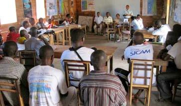 Through a series of workshops and conservation actions since 2007, WCS facilitated the establishment of the community-based Anakao Association for the Protection of Whales and Dolphins (the FMTF, a