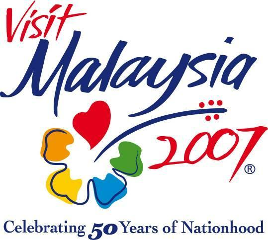 DOMESTIC: pre-hype Launching of VMY 2007 campaign logo RED ORANGE YELLOW BLUE GREEN - Vitality, openness and hospitality - Progress, prosperity and golden opportunity - Constitutional monarchy, Rule