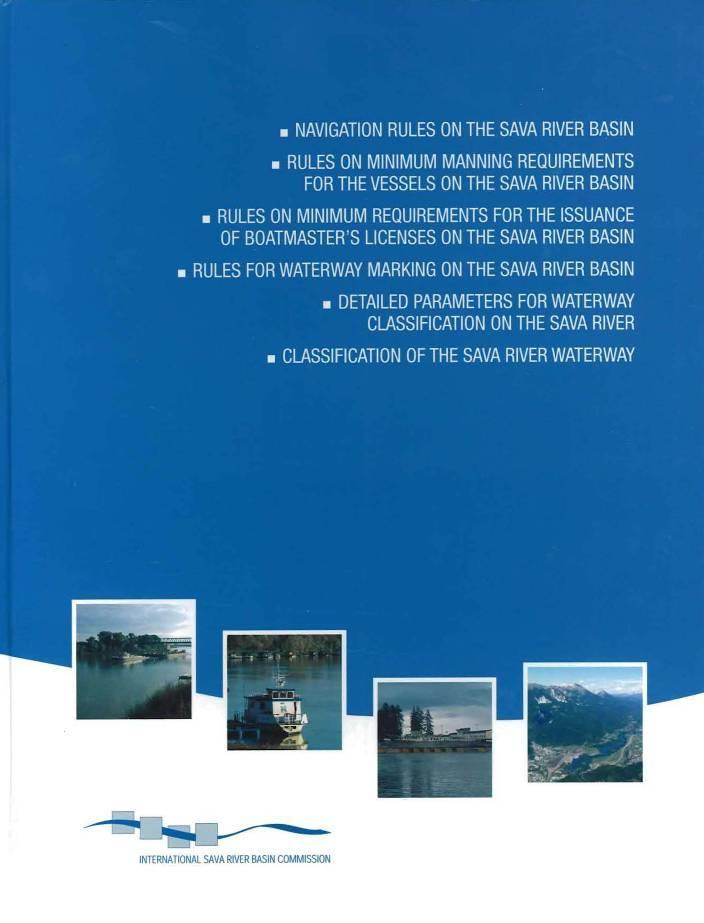 Improvement of navigation safety and technical standards (reduction of the risk of water pollution due to navigation) Rules
