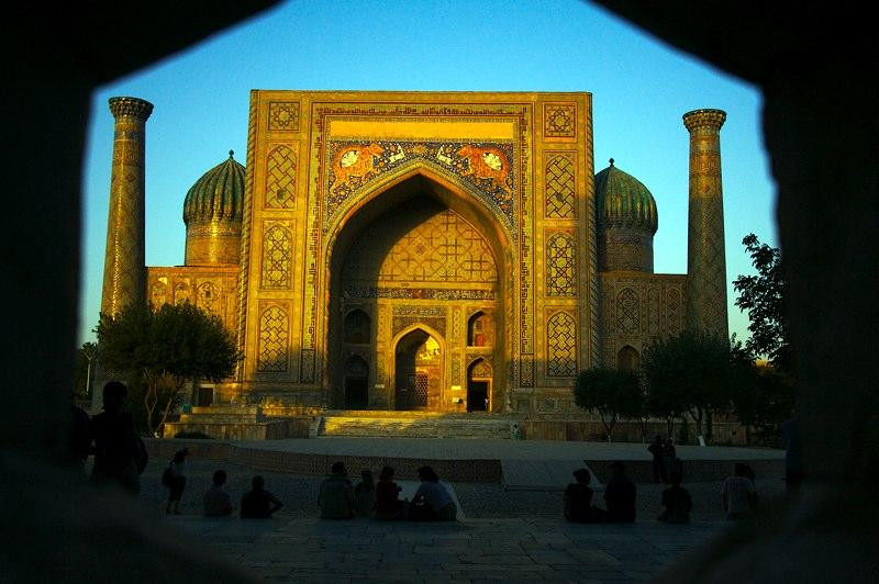 DAY 9: SAMARKAND - SHAKHRISABZ - SAMARKAND Today enjoy a full day excursion to Shakhrisabz, the birthplace of Tamerlaine and surrounded by the Zerafshan Mountains.