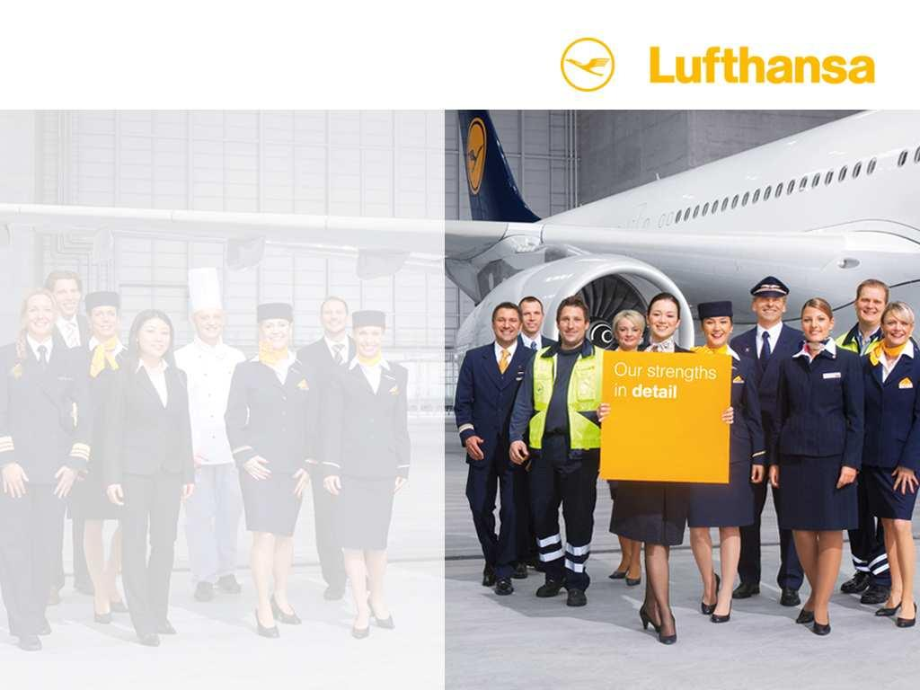 - Lufthansa what s different?