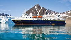 NORWAY'S FJORDS AND ARCTIC SVALBARD 17 Days Nat Geo Explorer 148 Guests Expeditions in: May $16,990 to $33,400 Follow Norway s fjord-carved coast, from the charming town of Bergen, past the North