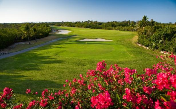 Bermuda Greens with your Turquoise Sea An added bonus to staying at the Regent Grand is their affiliation with Provo Golf and Country Club.