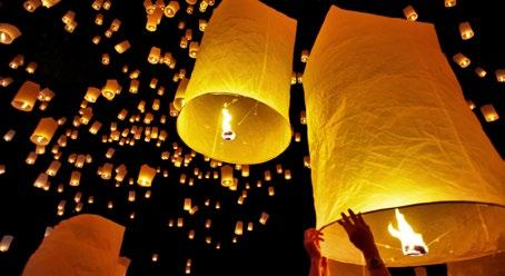 com About One World Lantern Festival is coming to Tucson February 24th!