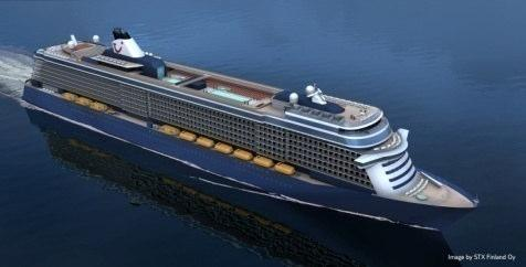 in the on-going growth of the German cruise market Strengthening position in luxury and premium segment Fleet