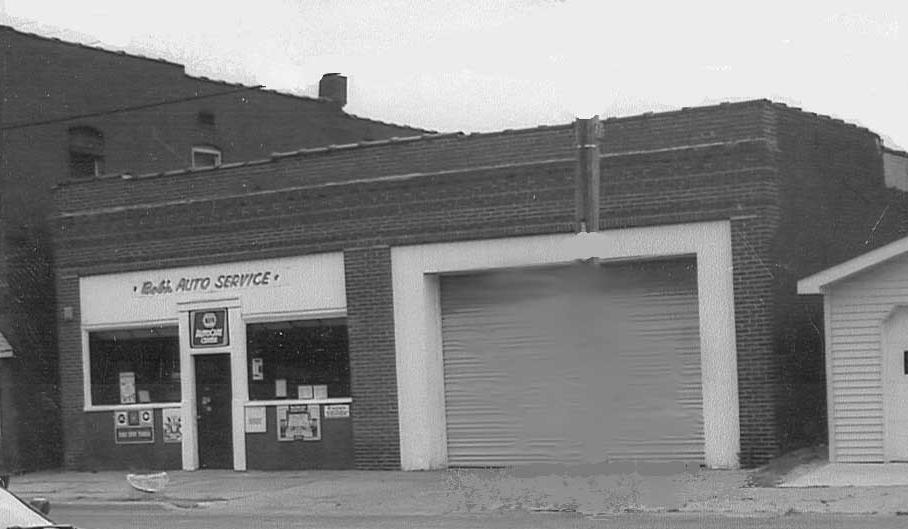 The south side of the building has housed a drug and sundries business operated by Walter Dzurus, Mary Karnosky and Emma Dzurus, the John Jurek Family, John and Mary Svetlik, Betty and Chuck Svetlik,