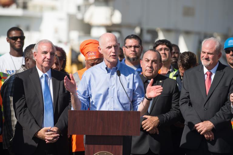 Campaign Partners Federal, State and Local officials Miami-Dade Mayor Carlos A.