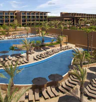 Los Cabos, Mexico January 29 February 1, 2017 Convention Venue The JW Marriott Los Cabos Beach Resort & Spa The JW Marriott Los Cabos Beach Resort & Spa is located at the point where the Sea of