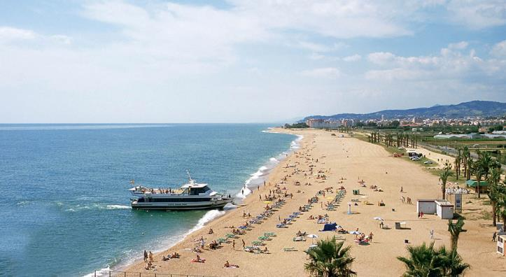 200943 Santa Susanna is located on the North of the Costa de Barcelona- Maresme and is situated between the sea and the mountains near the Montenegre-Corredor National Park and of course the
