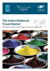 Key outputs of the study are quantitative projections for international tourism flows up to 00,