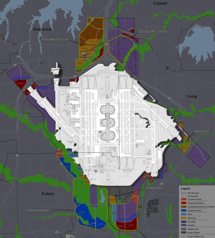 DFW Land Use