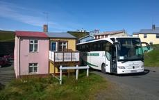 Snæland is constantly updating and renewing the fleet, and we take pride in offering one of the youngest fleet of coaches in Iceland.