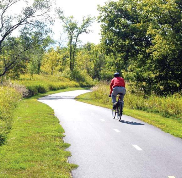 staff present attend Independence proposed regional trail