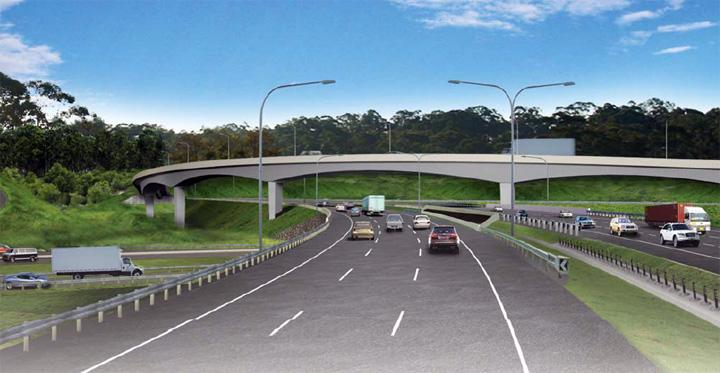 BRUCE HIGHWAY UPGRADE $1.85 Billion Road Infrastructure Investment, connecting the Sunshine Coast with a 6 Lane Highway.