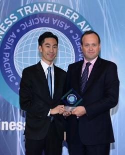 2015 Best airline lounge Asia Pacific.