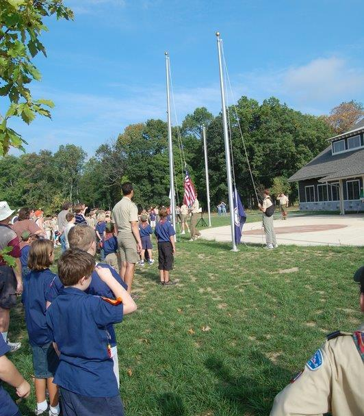 Goose Creek Webelos-o-ree 2017 September 23-24, 2017 Camp Snyder, Haymarket VA The Webelos-o-ree is a camping event designed to introduce Webelos (which includes those working on the Arrow of Light),