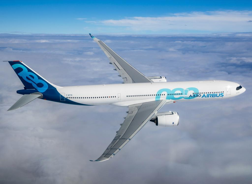 A330 Powering into the future. The world s most popular mid-size aircraft.