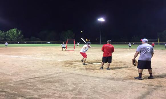 We offer Men s, Women s, and COED leagues that are all sanctioned through the United States Specialty Sports Association (USSSA).