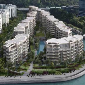 Singapore Continued sales amidst challenging market Sold 304 units